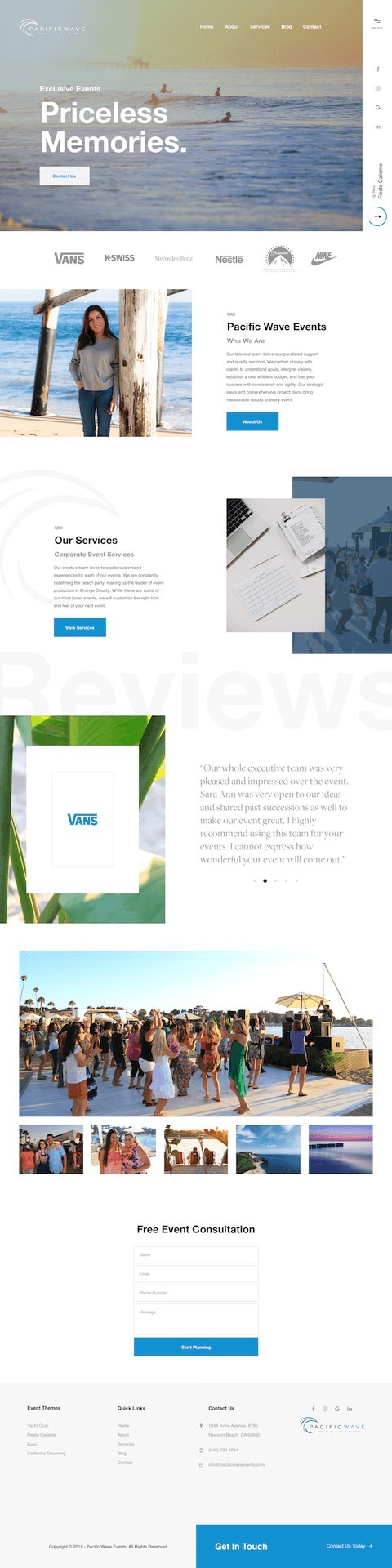 Dorian Media - creative website designer